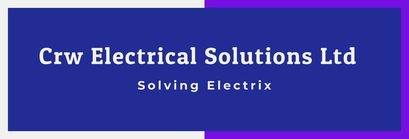 Image 19 - Crw Electrical Solutions Ltd Logo.