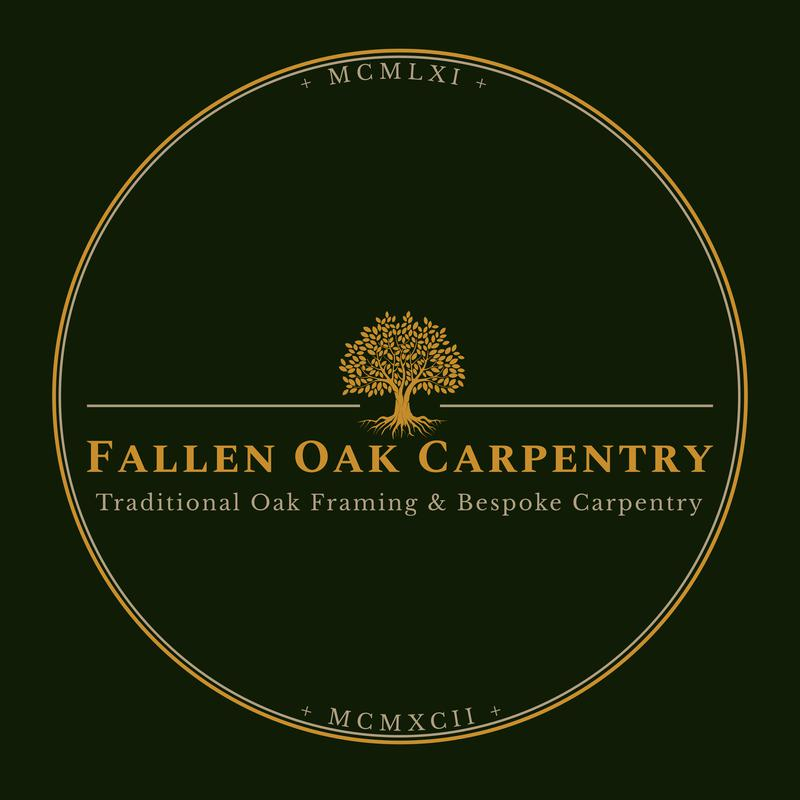 Fallen Oak Carpentry logo