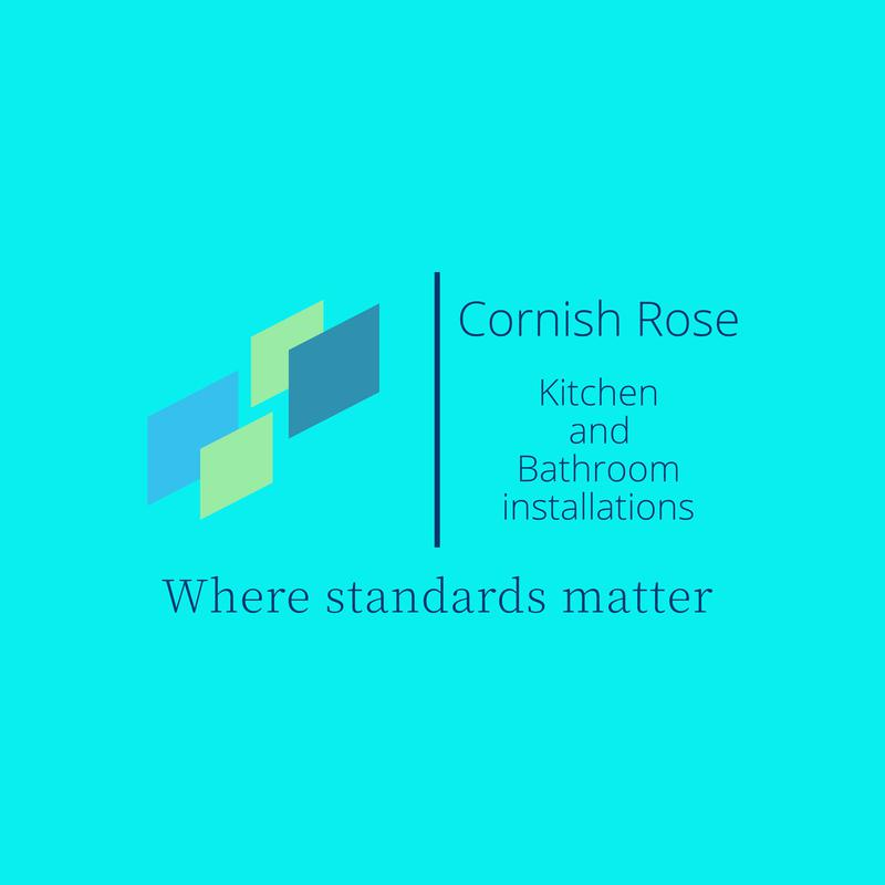 Cornish Rose Kitchen & Bathroom Installations logo