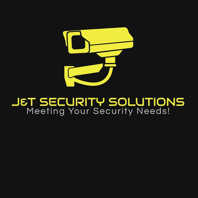 J&T Security Solutions logo