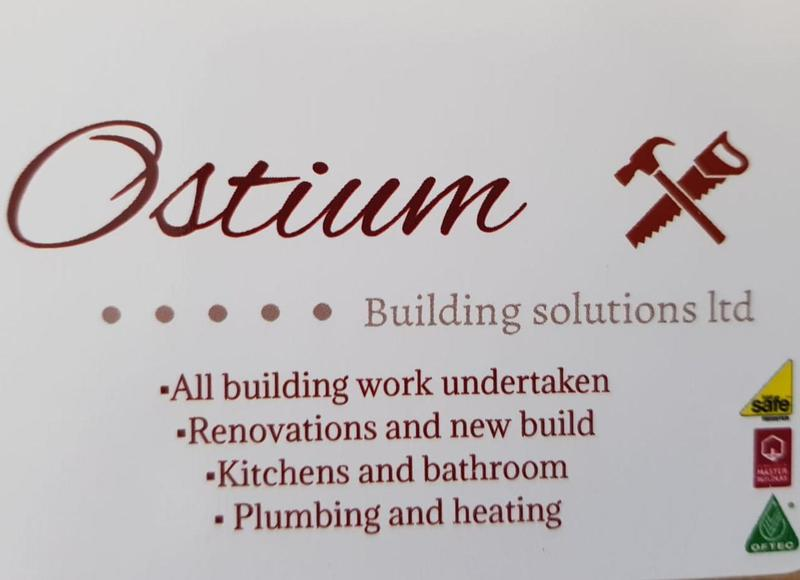 Ostium Building Solutions Limited logo