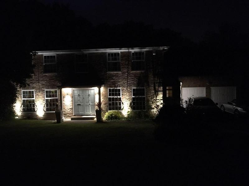 Image 3 - Outside Lights on dusk til dawn sensor.