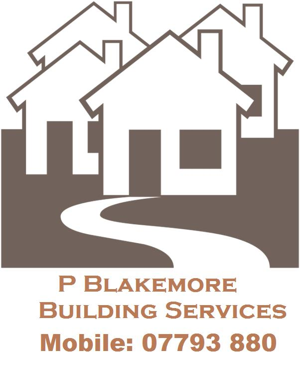 P Blakemore Building Services logo