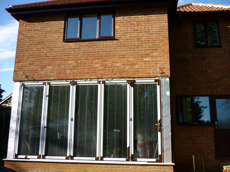 Image 39 - Double storey extension for Mr Timpson Stevenage