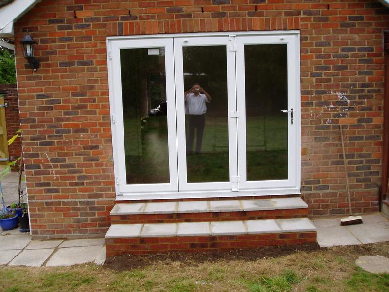 Image 14 - Bifolding upvc door