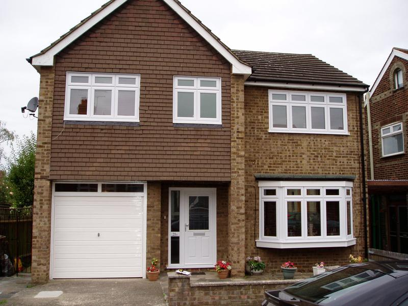 Image 15 - white upvc windows with equal site lines