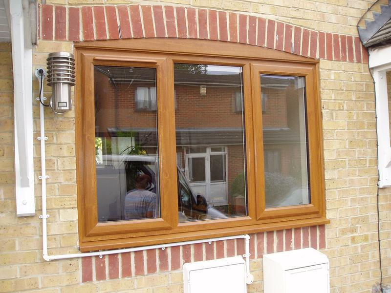 Image 4 - Light oak upvc