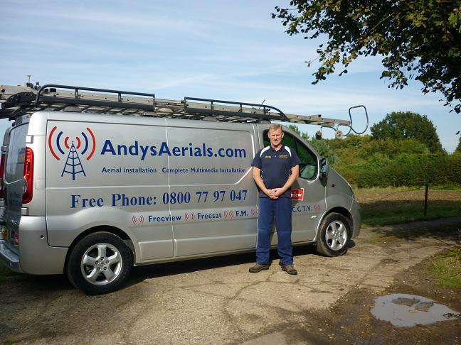 Image 7 - Andy & Van