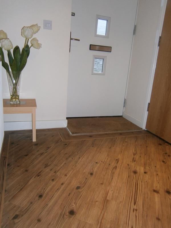 Image 63 - Karndean Knight Tile Pitch Pine