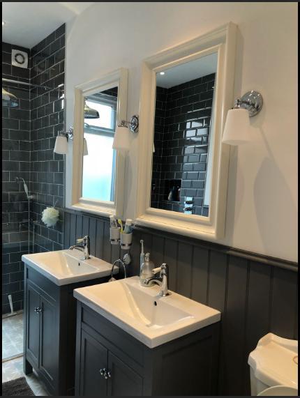 Image 31 - Bathroom lighting