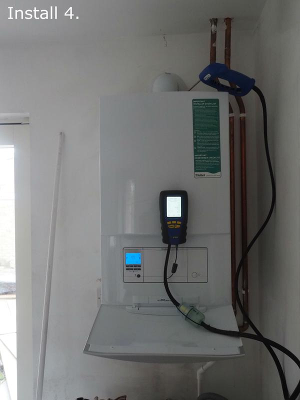 Image 4 - Final testing on a Vaillant 630 EcoTec boiler. The boiler has a 10 year guarantee on parts and labour.
