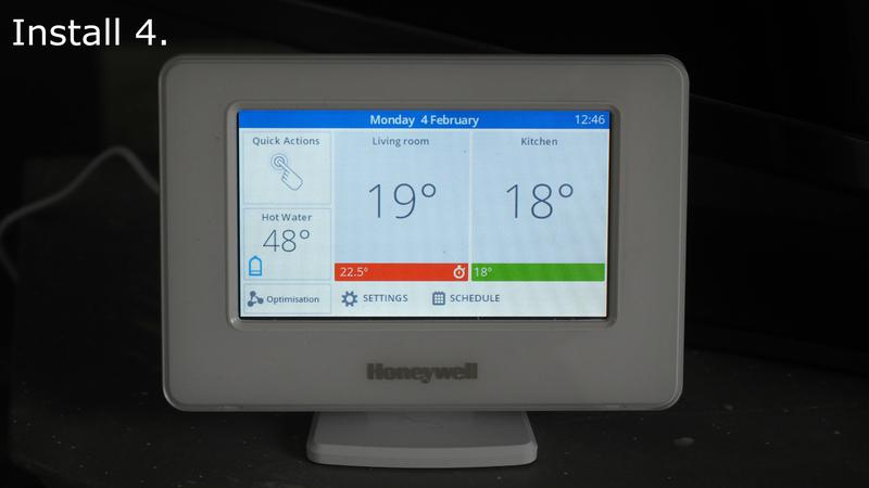 Image 7 - Hive & Nest may do Wifi central heating controllers but neither are as extendable or as intuitive as Evohome.