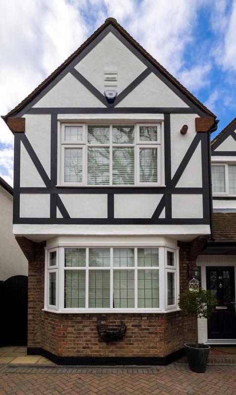 Image 171 - Tudor Style Exterior Decoration.