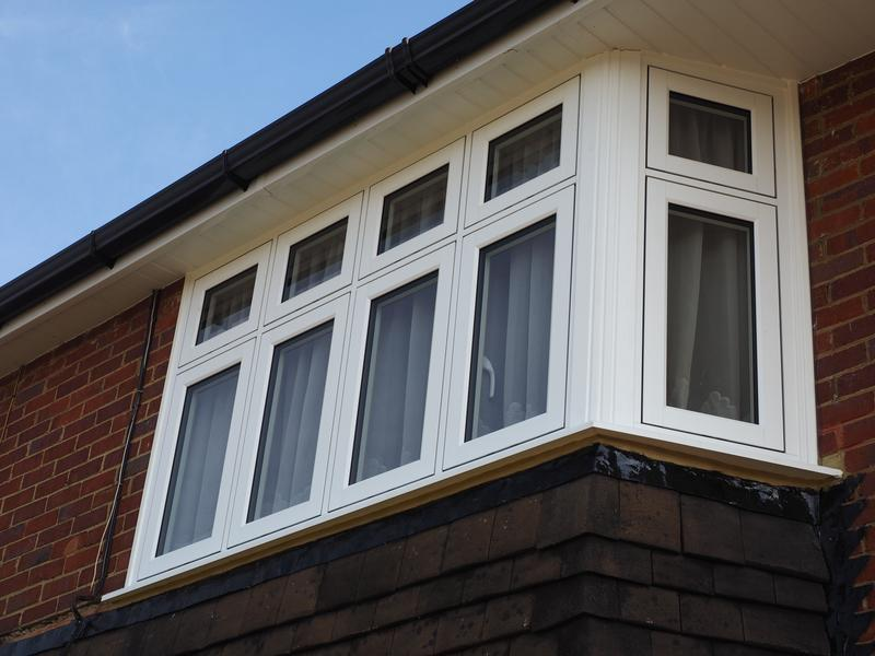 Image 9 - New R9 System, a direct replacement for traditional wooden windows.