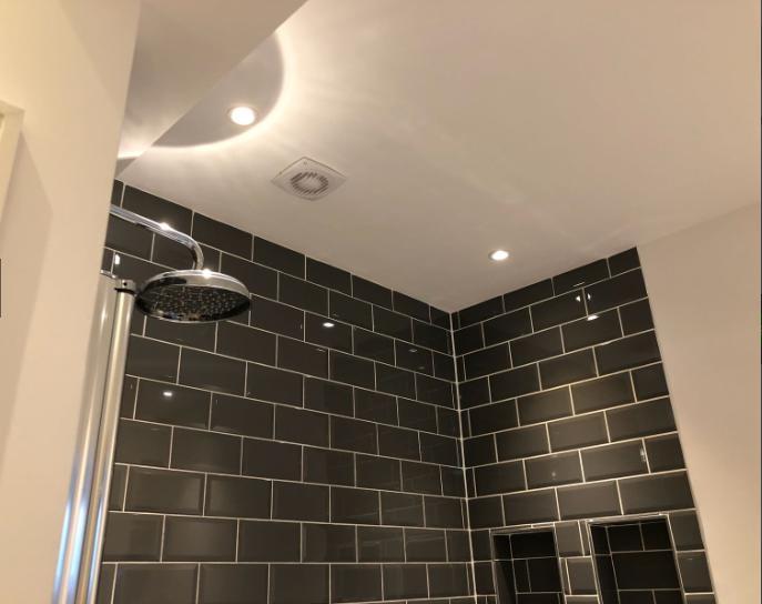 Image 34 - Bathroom Spotlights