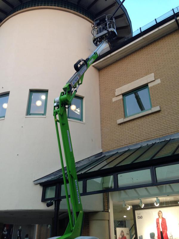 Image 14 - Cherry Picker with Operator Hire
