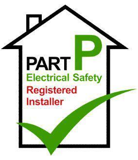 Part P Registered Installer  logo