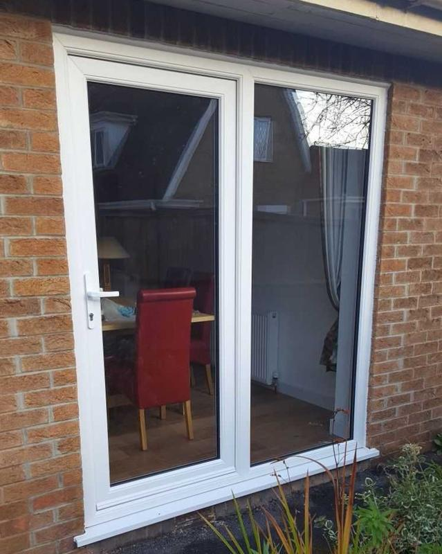 Image 2 - Patio doors