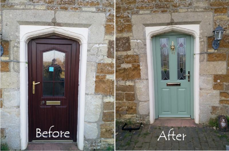 Image 42 - New door ona period property