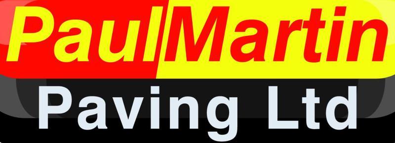Paul Martin Paving Ltd logo