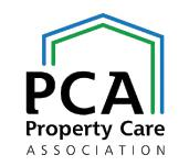Property Care Association PCA logo