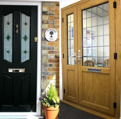 Image 9 - off set french door