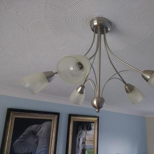 Image 1 - Home Improvement : Light Fitting Replaced