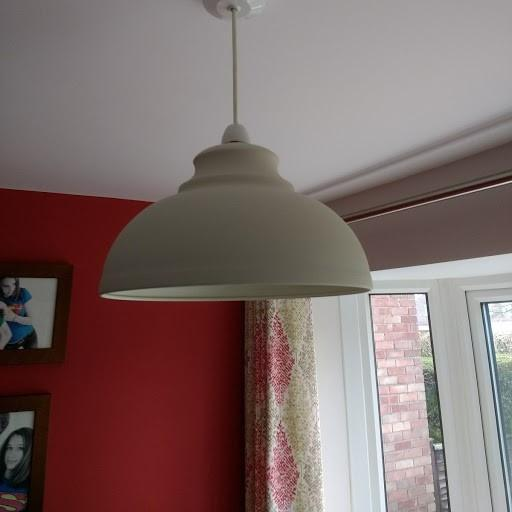 Image 2 - Home Improvement : Light Fitting Replaced