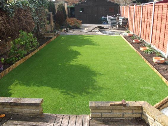 Cambridgeshire & East Anglia Artificial Grass logo