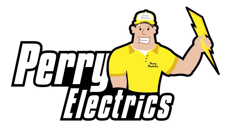 Perry Electrics logo