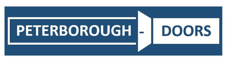 Peterborough Doors logo