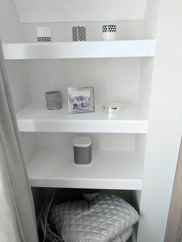 Image 27 - Floating Shelves finished