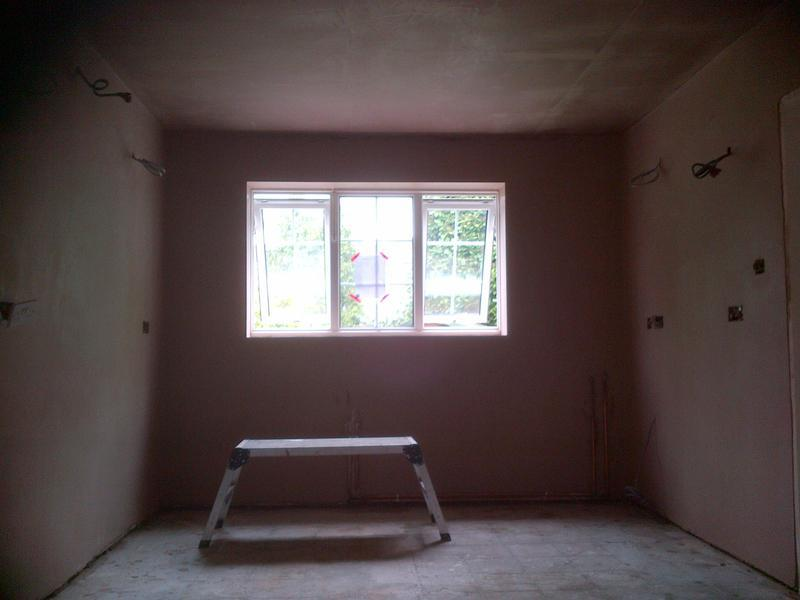 Image 1 - Kitchen re-skim