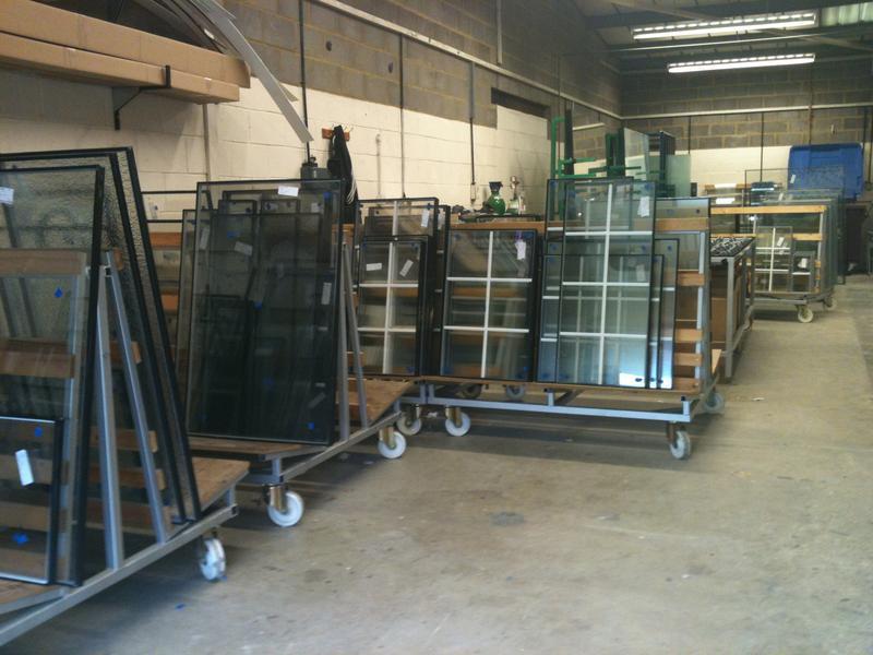 Image 2 - Finished sealed units to BS EN 1279