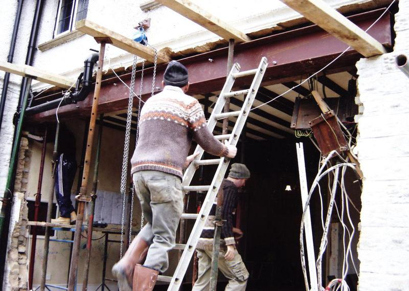 Image 5 - Steel works,welding fabrication specialist, no one does it better, we have all our own plant,no hiring or borrowing, crane in or amble we have the knowhow to get the works completed on time.we are the engineers of the future,a family business handed down generation after generation.