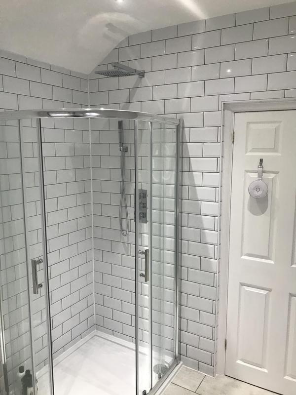 Image 21 - Bathroom Installation,Penge, March 2020