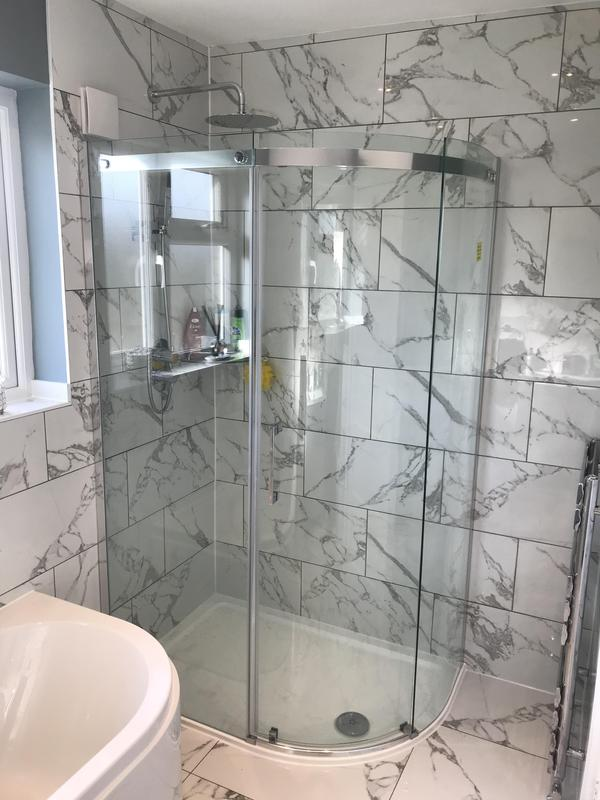 Image 27 - Bathroom Installation, Shirley Feb 2020