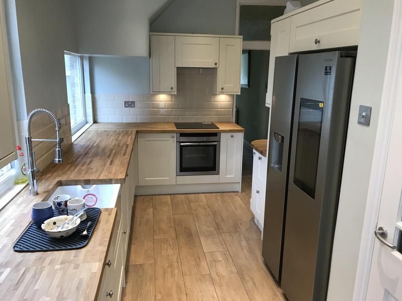 Image 47 - Howdens Kitchen Installation in Beckenham