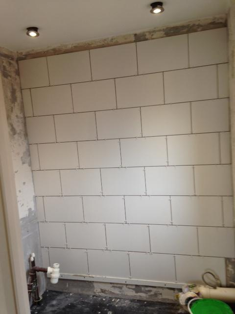 Image 8 - Tiling in Wakefield