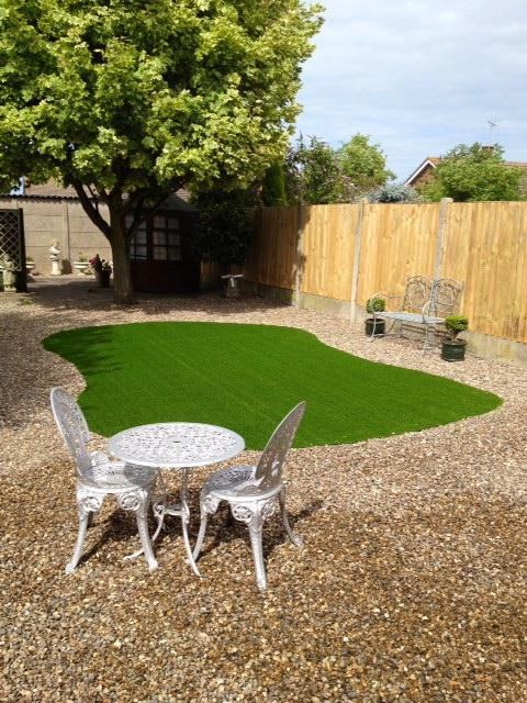 Image 16 - Artificial Lawn No More Mud