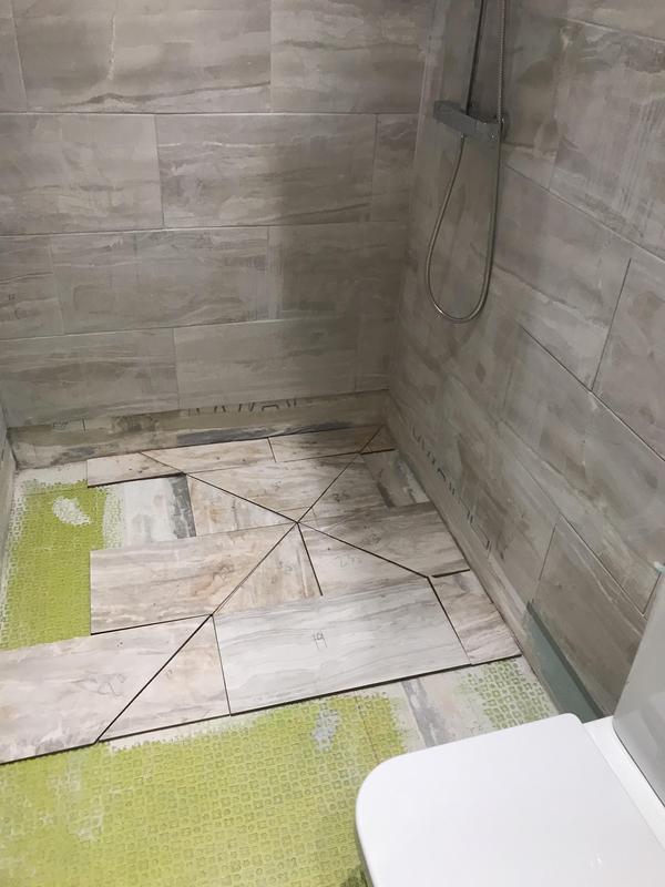 Image 42 - Wet Room Installation in Carshalton