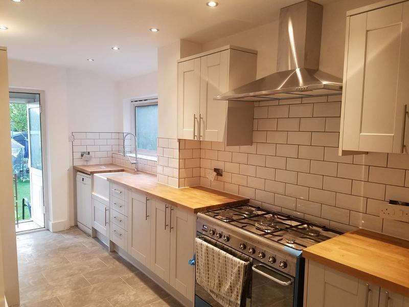 Image 39 - Howdens Kitchen Installation in Beckenham