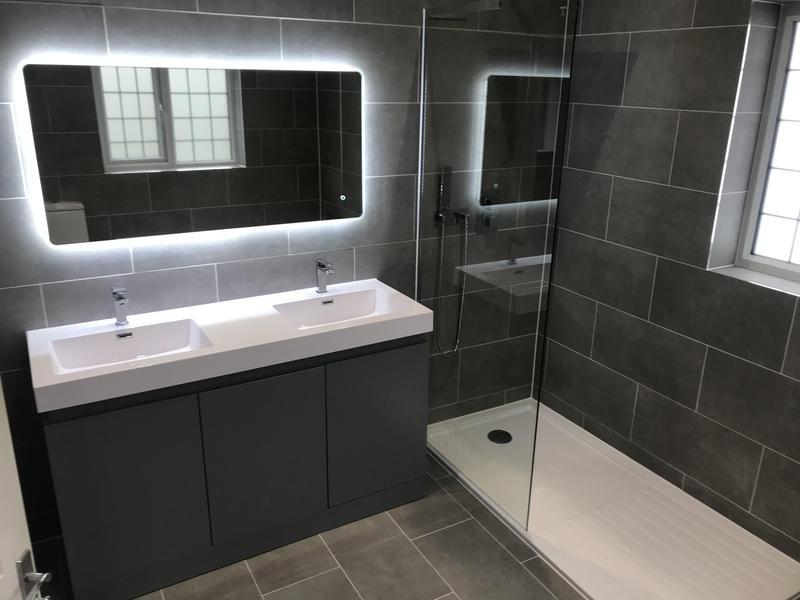 Image 25 - Bathroom Installation, Bromley March 2020