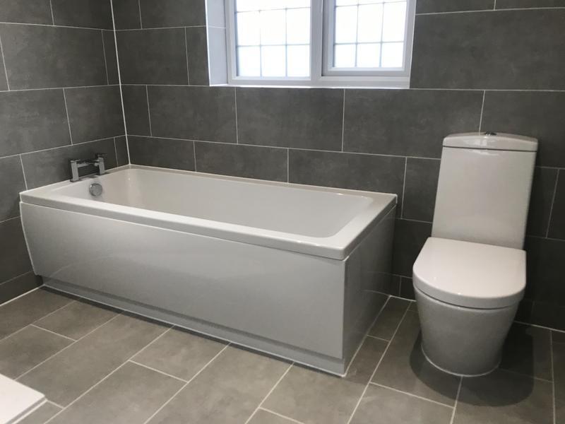 Image 24 - Bathroom Installation, Bromley March 2020