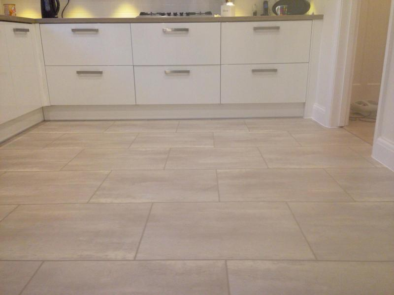 Image 28 - Karndean Opus Terra with Taupe Strips