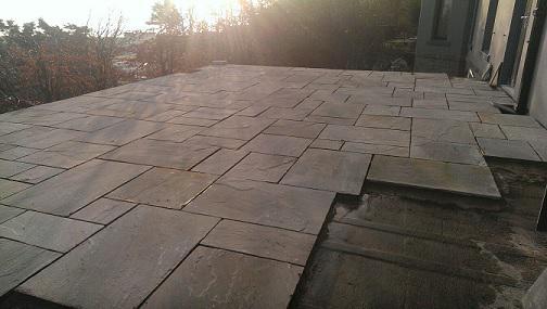 Image 19 - Sand stone patio