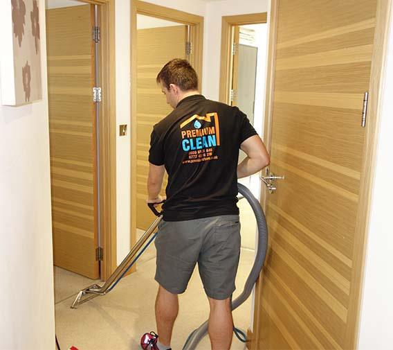 Image 7 - Hallway Carpet Cleaning