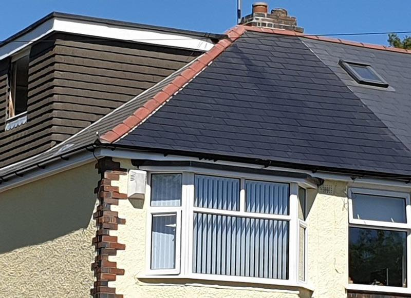 Image 105 - Main Roof Replacement completed May 2019, Tile Hill.