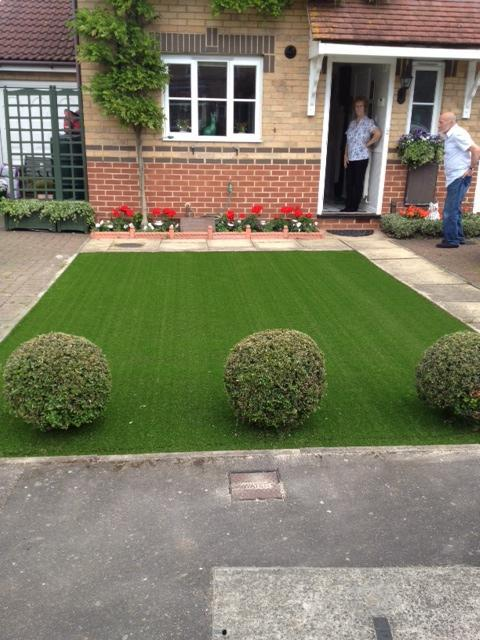 Image 14 - Artificial Lawn No More Weeding
