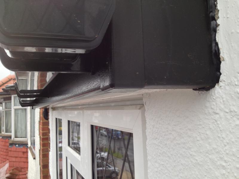 Image 7 - Black fascia white soffit